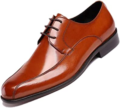 LZMEG Britanniques Gentleman Chaussures