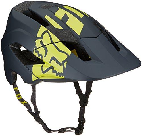Fox Head Metah MTB Adjustable Adult Bike Helmet (Flow Yellow/Black, XS/S)
