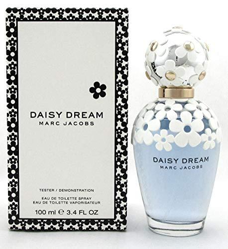 Daisy Dream by Marc Jacobs for Women Eau De Toilette Spray (Tester) 3.4 Ounce (Fragrances Tester)