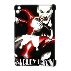 The Role of Batman Comic Harley Quinn-Supervillain The Joker's Helper or GF Retina ipad mini 2 3D Hard Plastic Phone Case