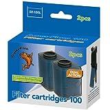 Easy Click Cartridges » Aqua Flow »100 » 2 Pcs
