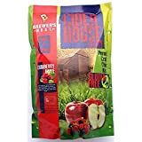 Home Brew Ohio 3N-2E93-NYUI HOZQ8-1343 Brewer's Best Cider House Select Cranberry Apple Kit, Red