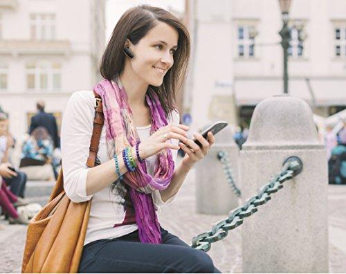 Auricular Bluetooth Plantronics Explorer 50 - Empaquetado al por menor - Negro - 202340-21