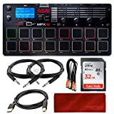 Akai Professional MPX16 SD Sample Recorder and Player + 32GB + Cables + Basic Accessory Bundle