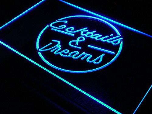 Cartel Luminoso ADV PRO i079-b Cocktails & Dream Beer Bar ...