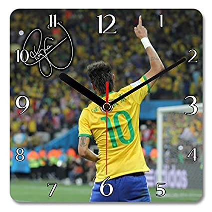712d172d17b34 Amazon.com: Star Prints UK Neymar - Brazil - PSG - Paris Saint ...