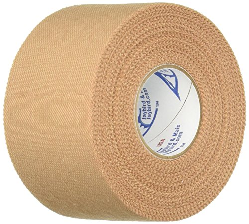 (Jaybird & Mais EX25 Non-Elastic Athletic Tape: 1-1/2 in. x 15 yds. (Pro-Flesh))