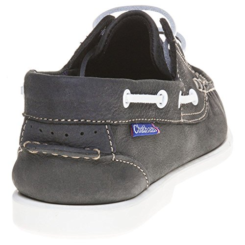 Chatham Marine The Bow Hombre Zapatos Azul Azul