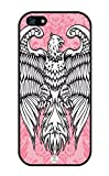 iZERCASE iPhone SE, iPhone 5S Case Eagle Muscle Design RUBBER CASE - Fits iPhone SE, iPhone 5S T-Mobile, Verizon, AT and T, Sprint and International