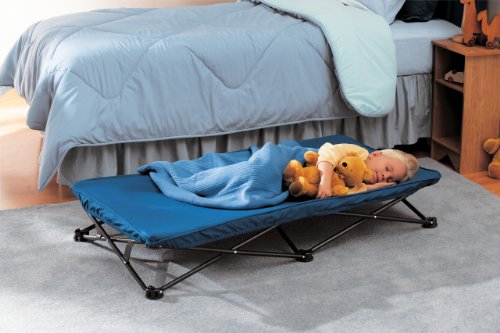 Regalo My Cot Portable Bed Royal Blue