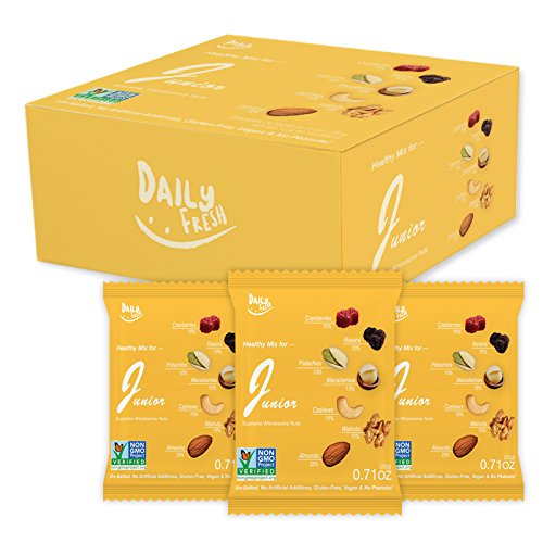 - Daily Fresh Healthy Mix for Junior, 24 Count