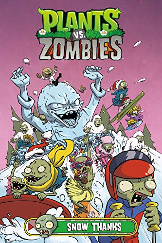 Pdf Graphic Novels Plants vs. Zombies Volume 13: Snow Thanks