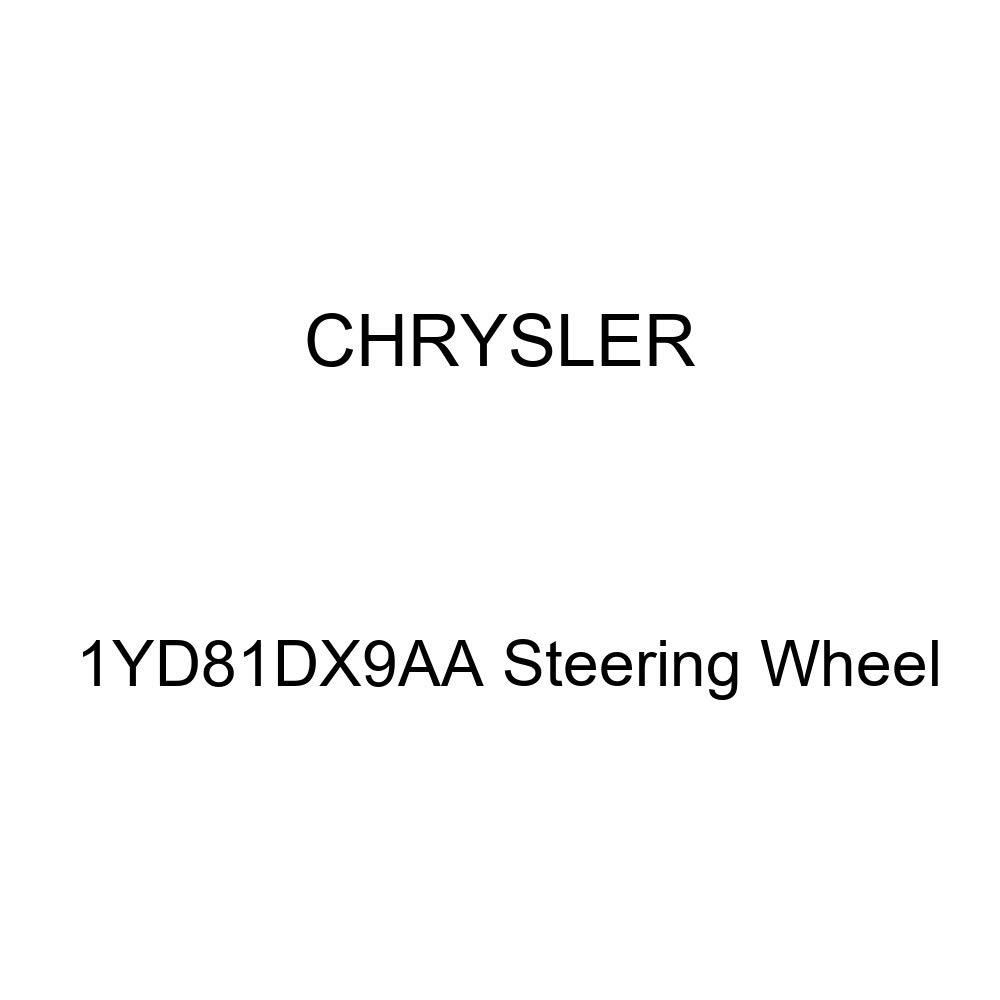 Genuine Chrysler 1YD81DX9AA Steering Wheel