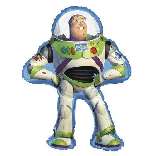 Buzz Lightyear Disney Toy Story XL Supershape Cartoon Helium Party Balloon