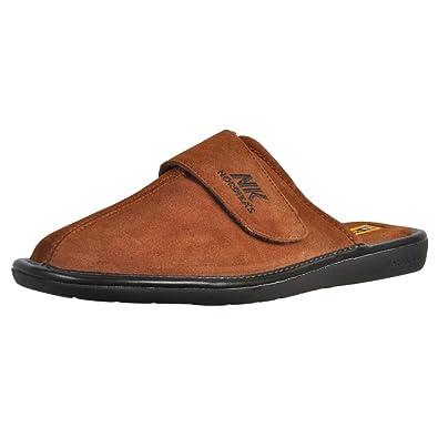 NORDIKAS Zapatillas de estar Por casa de Hombre, Color Marrï¿œn, Marca, Modelo Zapatillas de estar Por Casa de Hombre Smart 1 Marrï¿œn: Amazon.es: Zapatos y ...