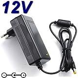 Adaptateur Secteur Alimentation Chargeur 12V pour Ecran Samsung SyncMaster XL 2370