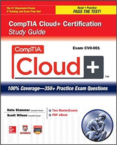 Amazon.com: CompTIA Cloud+ Certification Study Guide (Exam CV0-001 ...