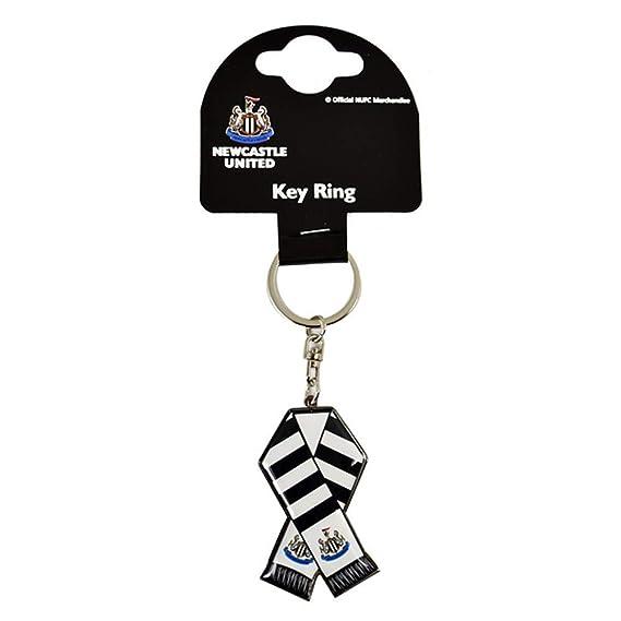 Newcastle United FC - Llavero metálico diseño bufanda (Talla ...