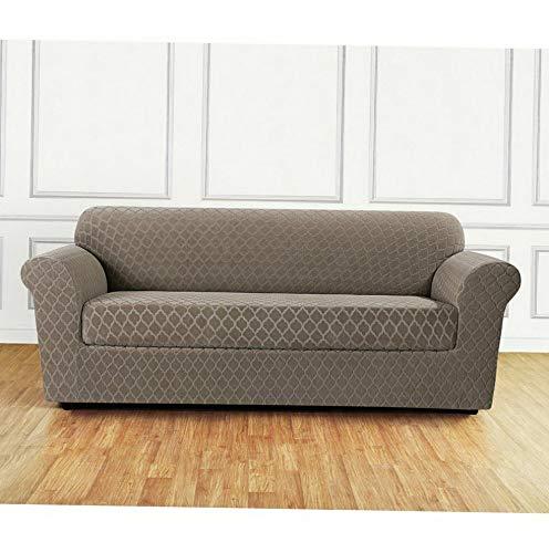 (Dokis Stretch Grand Marrakesh Sofa Slipcover | Model SF - 205)