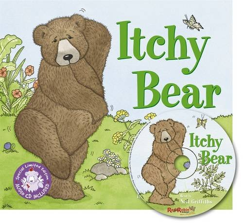 Itchy Bear by Red Robin Books