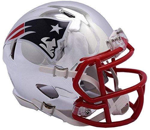 PATRIOTS NFL Revolution SPEED Mini Football Helmet ()