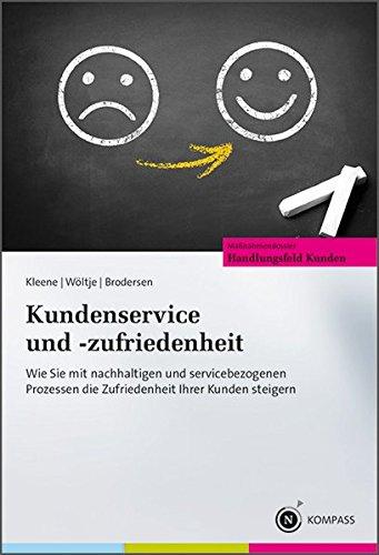 Kundenservice  und -zufriedenheit: Wie Sie mit nachhaltigen und servicebezogenen Prozessen die Zufriedenheit Ihrer Kunden steigern.