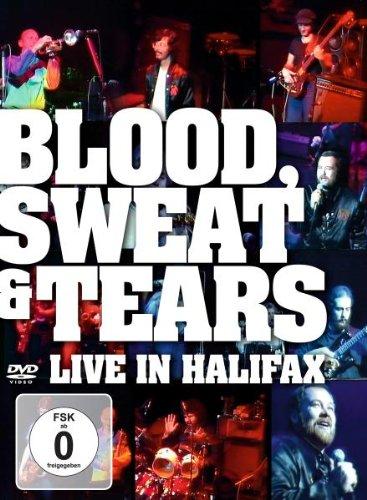 Live In Halifax [Reino Unido] [DVD]: Amazon.es: Blood, Sweat And ...