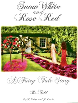 Snow White Rose Fairy Story ebook product image