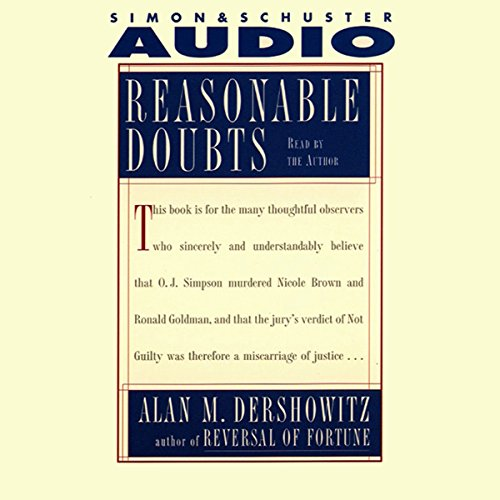 Pdf Law Reasonable Doubts: The O.J. Simpson Case and the Criminal Justice System