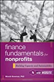 Finance Fundamentals for Nonprofits, Woods Bowman, 1118004515