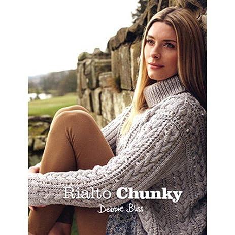 Amazon Debbie Bliss Rialto Chunky Knitting Pattern Book Arts