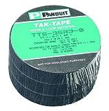 Panduit TTS-35R3-0 Tak-Tape Hook And Loop Cable Tie Roll, 40lbs Min Tensile Strength, 0.750'' Width, 35.0' Length