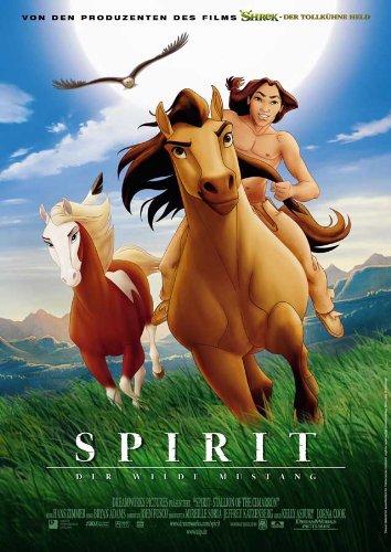 Spirit - Der Wilde Mustang Film