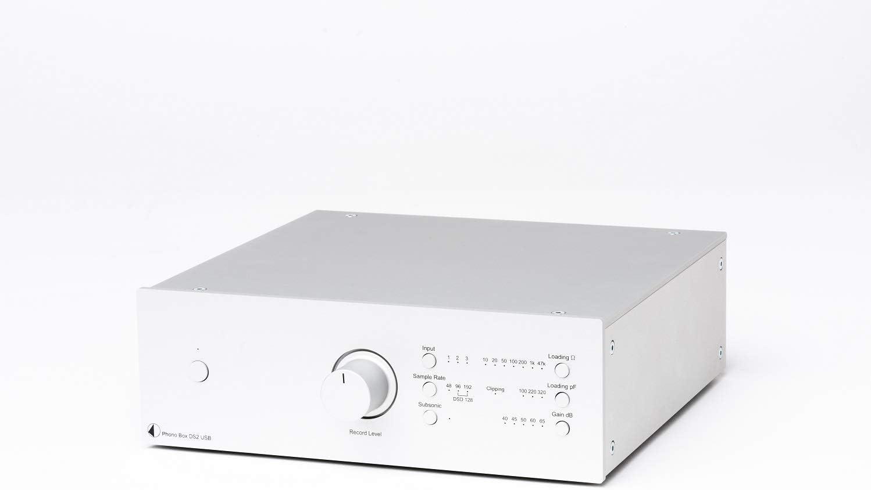 Pro Ject Phono Box Ds2 Usb Silver Elektronik