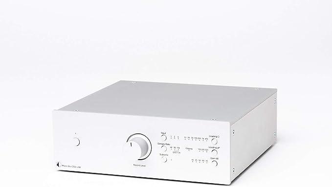 Pro Ject Phono Box Ds2 Usb Silber Elektronik