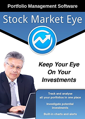 StockMarketEye 4 [Download] (Stock Tracking Software compare prices)