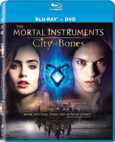- The Mortal Instruments: City of Bones [Blu-ray]