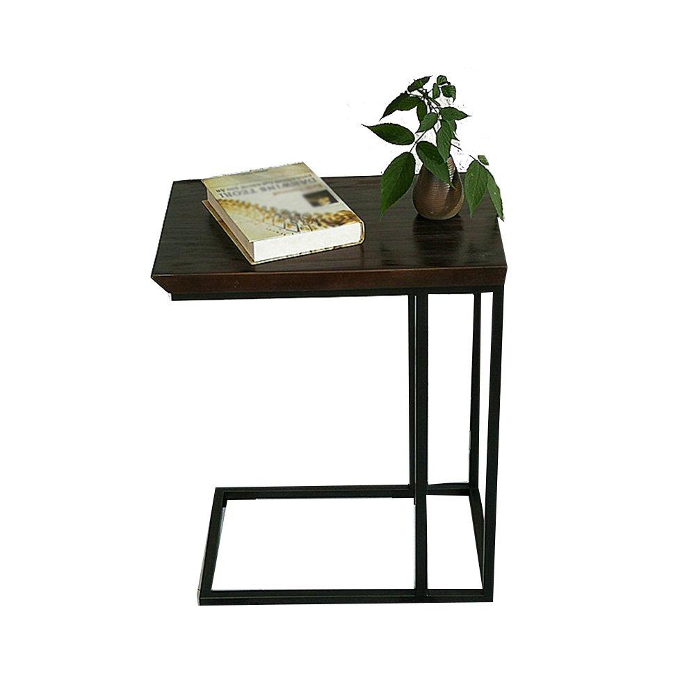 CSQ テーブル、コーヒーテーブル、サイドテーブル、ソファサイドテーブルベッドサイドテーブルライティングデスクドレッシングテーブルダイニングテーブル木材サイドテーブル30 * 45 * 55CM コー\u200b\u200bヒーテーブル (色 : C) B07DPFK8WB C C