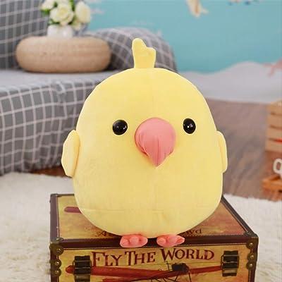 BEST9 Juguetes de Felpa Rellenos Anime Dibujos Animados pájaro goberro Juguetes para niños niñas niños, 40 cm: Juguetes y juegos
