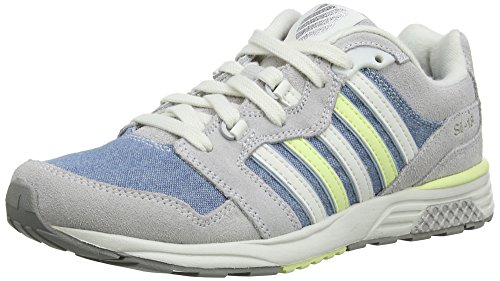 Si Gris White Basses M 18 2 Femme Trainer Grey K Baskets Swiss Grey 5axzff