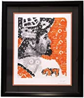 Ron Hextall Framed 16x20 Philadelphia Flyers Stamp Art Photo
