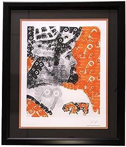 Ron Hextall Framed 16x20 Philadelphia Flyers Stamp Art Photo