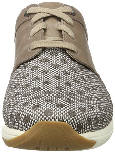 Ladies Ganter Chaussures De Sport Giannantonio-g Brown (taupe)