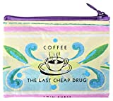 Coffee Money Coin Purse 3 x 4in