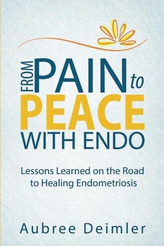 Pain Peace Endo Lessons Endometriosis product image