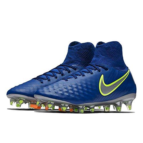 Obra Enfant blau Fg Blau De Magista Ii Nike Mixte 409 Chaussures Football schwarz 54qT8nxw