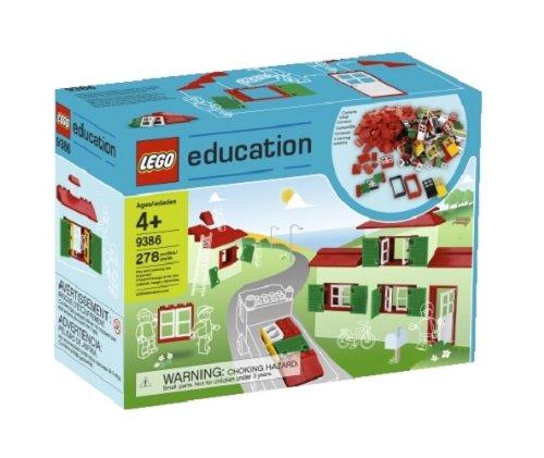 Amazon.com LEGO Education Doors Windows and Roof Tiles Set Toys \u0026 Games  sc 1 st  Amazon.com & Amazon.com: LEGO Education Doors Windows and Roof Tiles Set: Toys ...