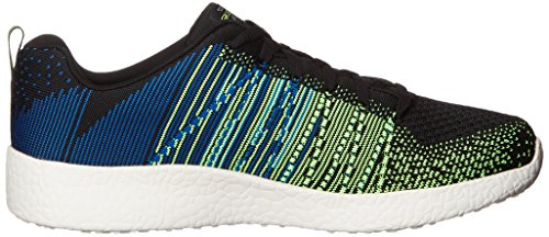 Burst Fitness Mix in The Black Skechers Homme dIZwT1qdx
