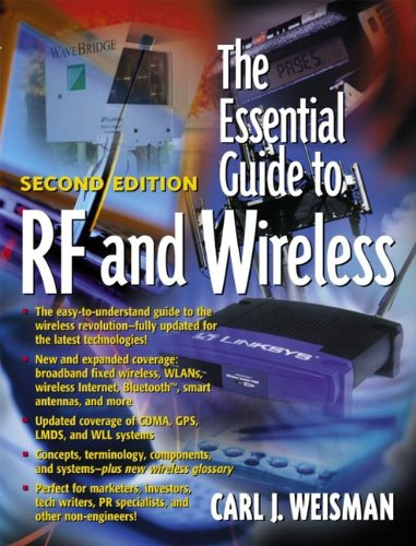 (The Essential Guide to RF and Wireless: ESSENTIAL GD RF WIRELESS_p2 (Essential Guide Series))