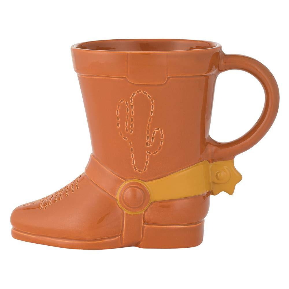 ویکالا · خرید  اصل اورجینال · خرید از آمازون · Disney Toy Story Woody's Boot Sculpted Mug wekala · ویکالا